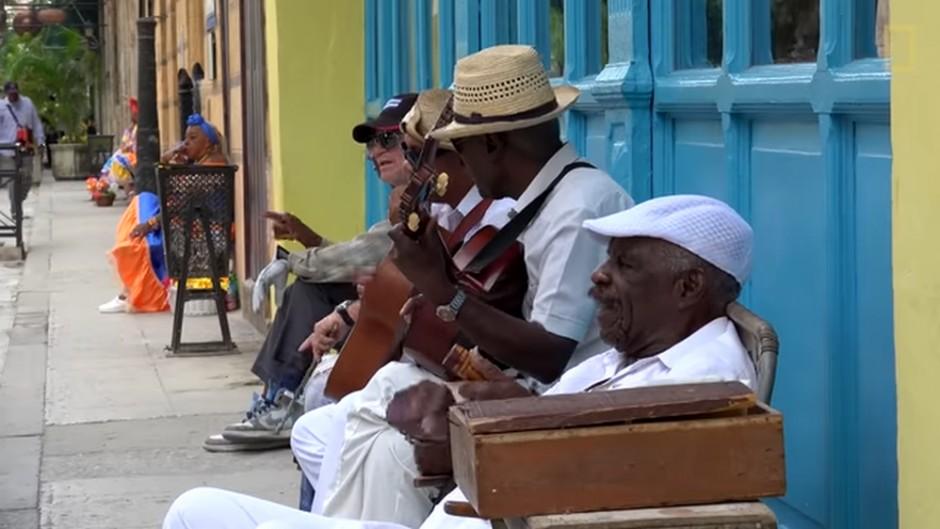 Muzičko putovanje Kubom