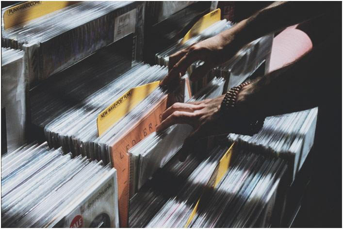 Gramofonskle ploce