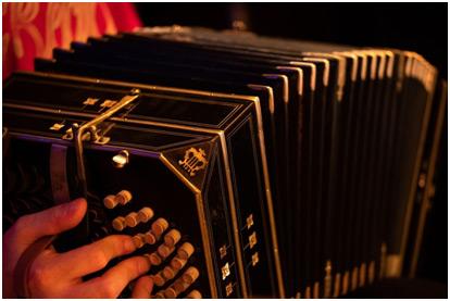 Tango harmonika