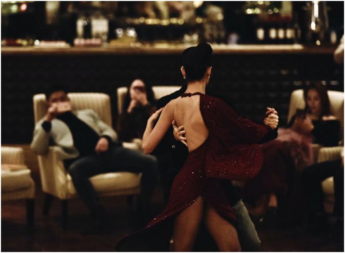 tango pelsni par